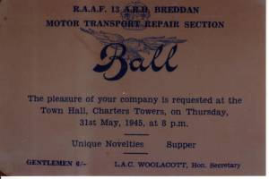 Motor Transport Ball